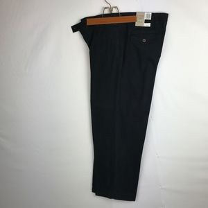 NWT! Izod Rock Washed Chino Black Pants